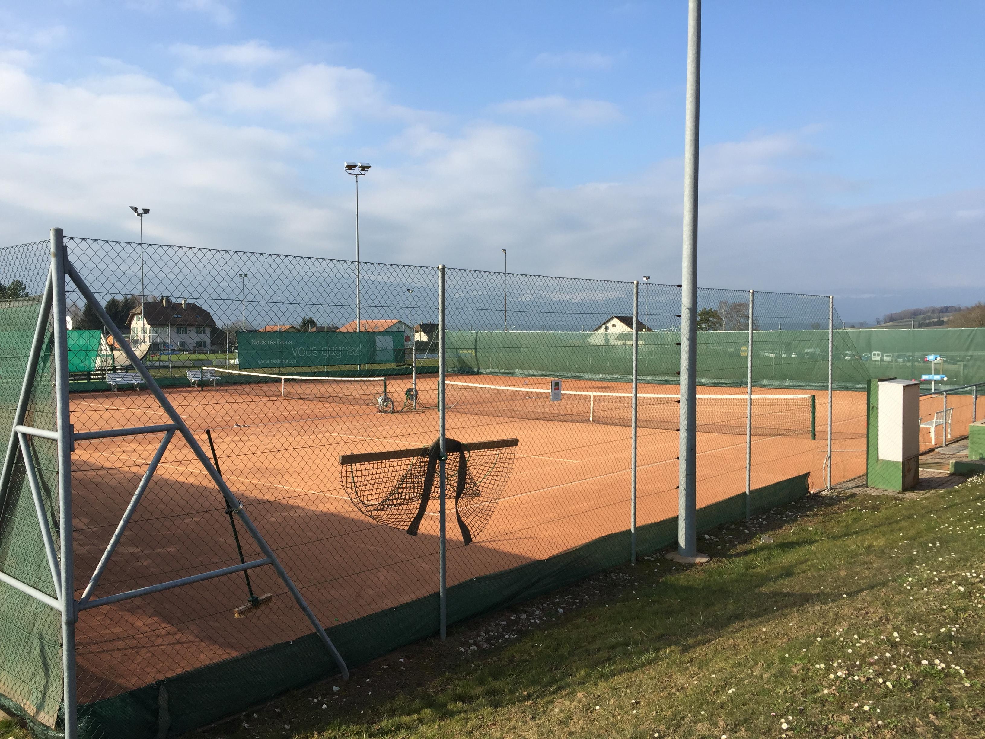 Tennis Club Chavornay
